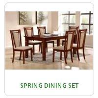 SPRING DINING SET